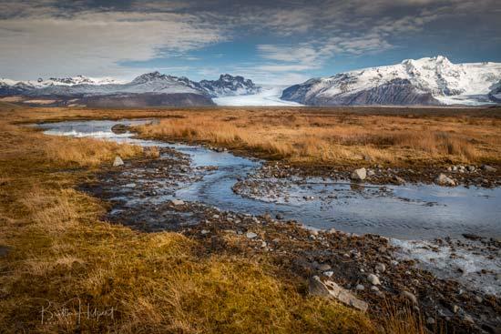 Island Skaftafell Landschaftsfotografie